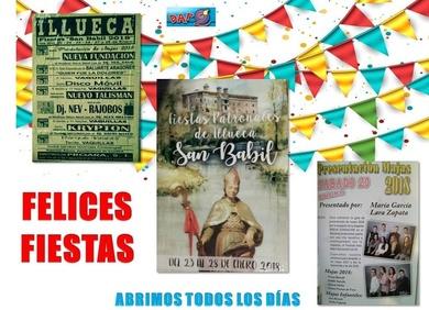 Fiestas en honor a San Babil