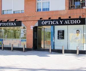 Centro óptico en Arganzuela, Madrid