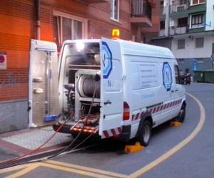 Equipo de limpieza de alta presión