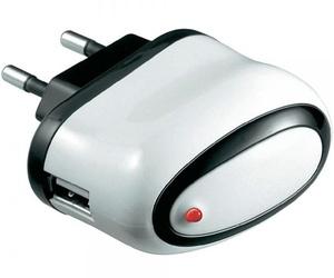 Cargador de batería con entrada de cable usb