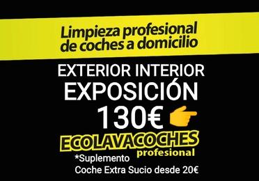 Ext Int Exposición 130€ Indícanos Dirección Dia Hora y vemos disponibilidad