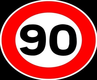 REDUCCIÓN DE LA VELOCIDAD EN CARRETERAS CONVENCIONALES A 90 KM/H