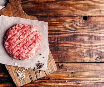 Carnes frescas: Catálogo de Carnicería Alfonso