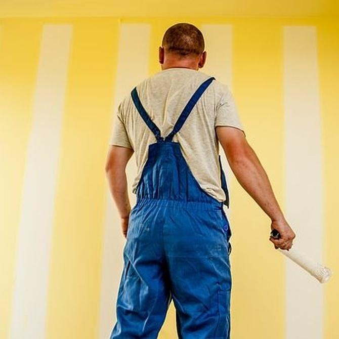 Beneficios de pintar tu casa