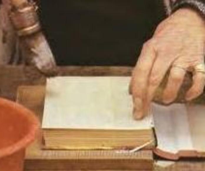encuadernaciones artesanales san sebastian