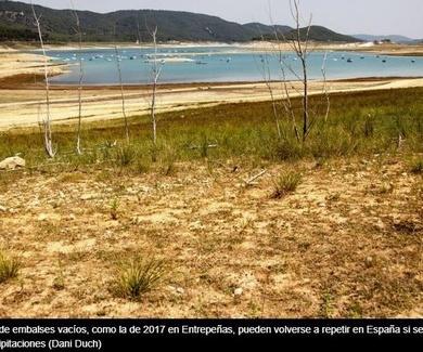La sequía está de vuelta: el mundo rural sufre y en la ciudad no se enteran