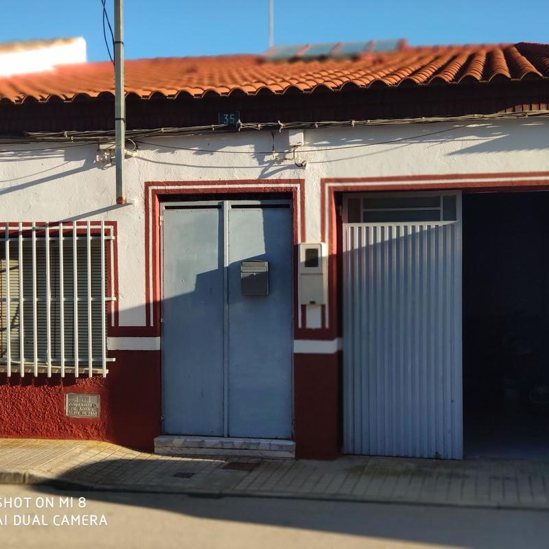 Casa Planta Baja en calle Barataria: Inmuebles Urbanos de ANTONIO ARAGONÉS DÍAZ PAVÓN