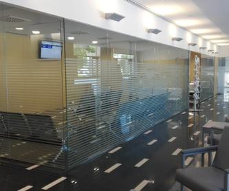 Ventanas y Puertas de PVC: Servicios de Disseny Amb Vidre