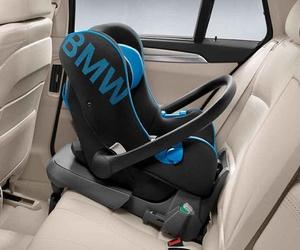 Llegar relajado con un bebé en el coche