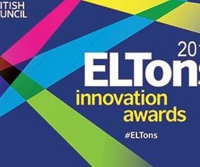 Premios ELTons 2017