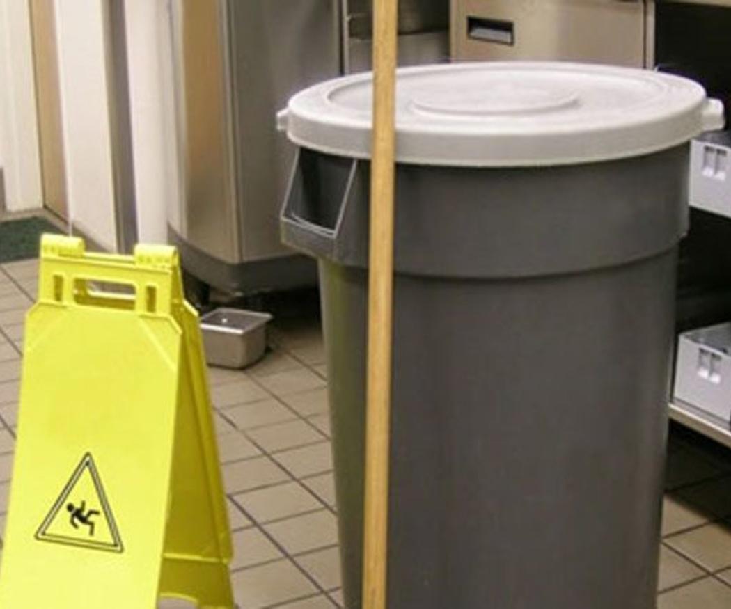 Cuidados para la limpieza de oficinas