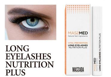Long Eyelashes Nutrition Plus