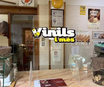 Impresión de lonas y pancartas: Servicios de Vinils i Més