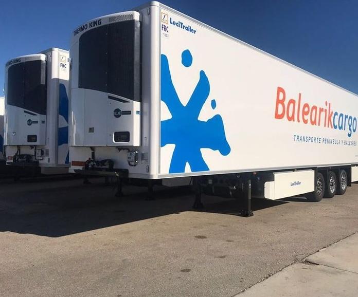 Almacenamiento: Servicios especializados de Balearikcargo