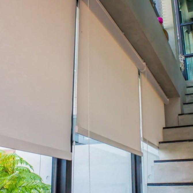 Ventanas, persianas, cortinas y ahorro energético