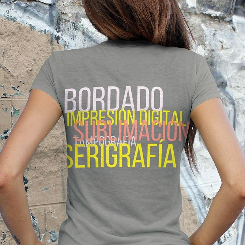 Camisetas: Servicios de Bordatol