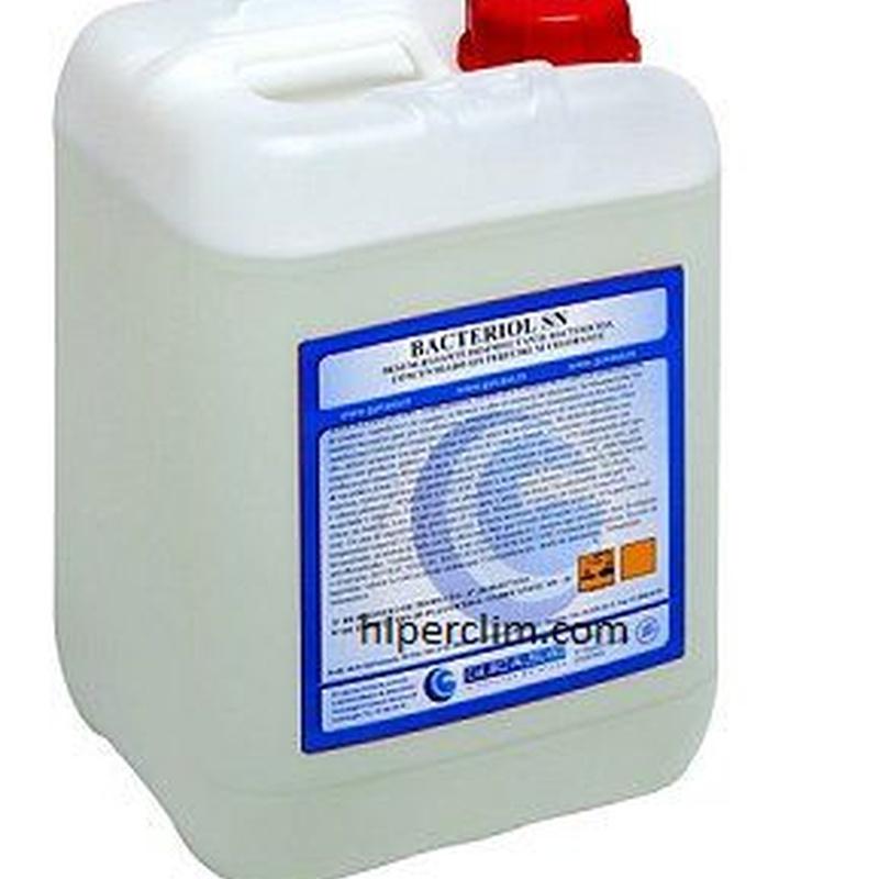Bactericida Higienizante sin perfume Bacteriol SD: Tienda online  de Hiperclim
