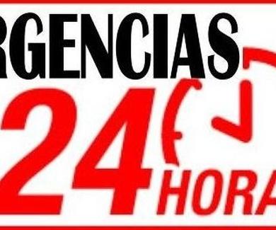 Urgencias 24 horas