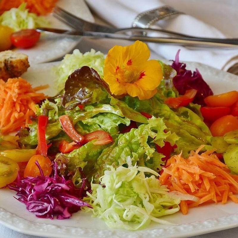 Carta de menús: Servicios de Restaurante El Catalín