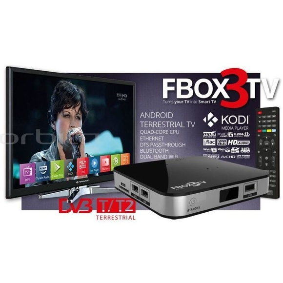 FERGUSON Smart tv