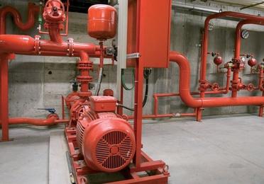 Sistemas de abastecimiento de agua contra incendios