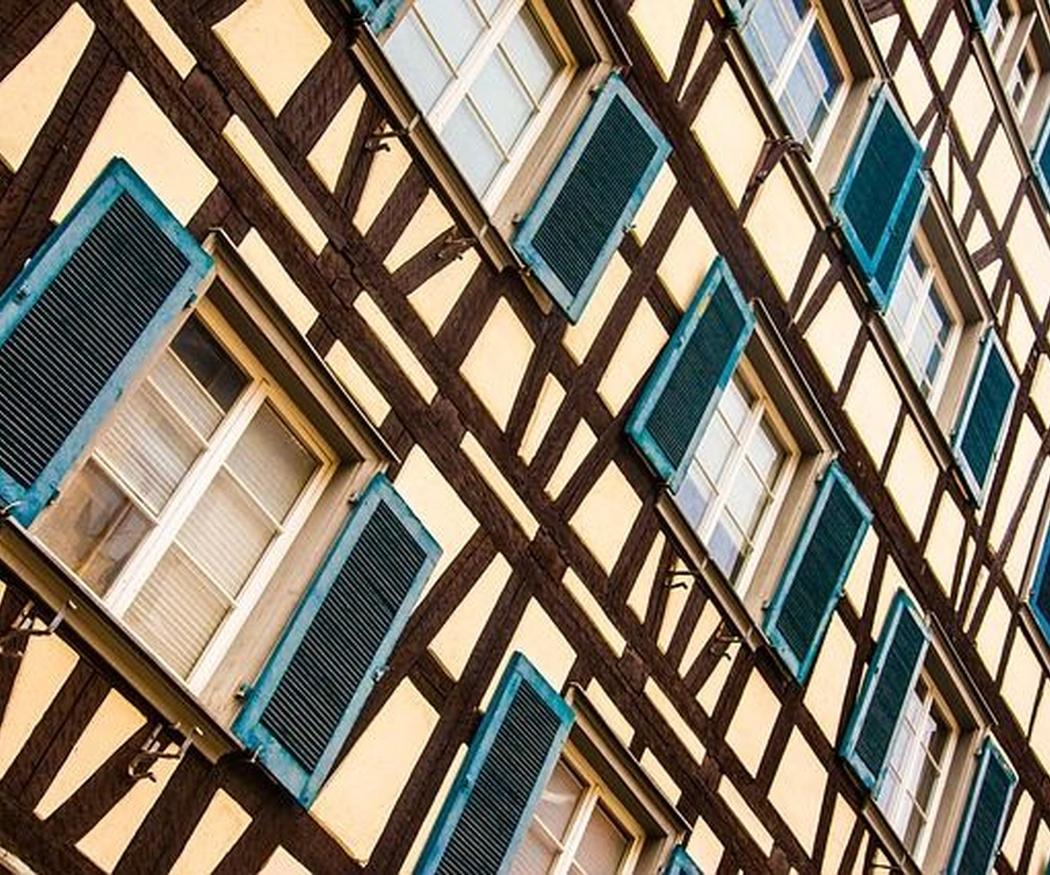 Escoger el color de las persianas