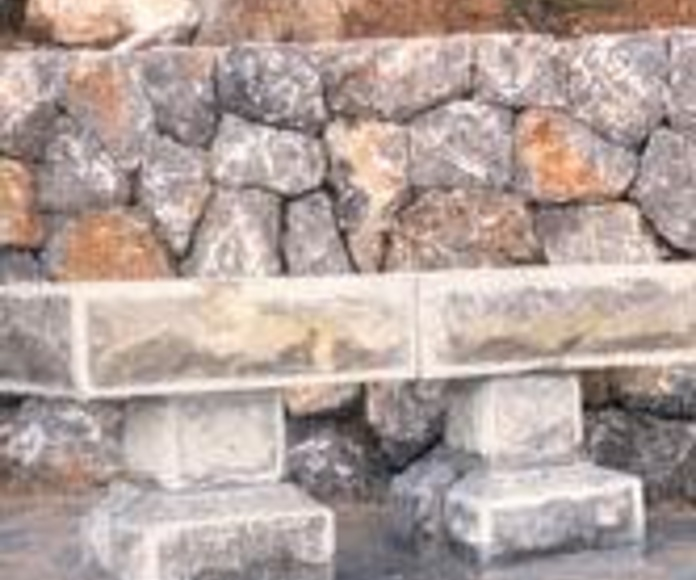 Specialists in natural stone: SERVICES de Tot Pedra