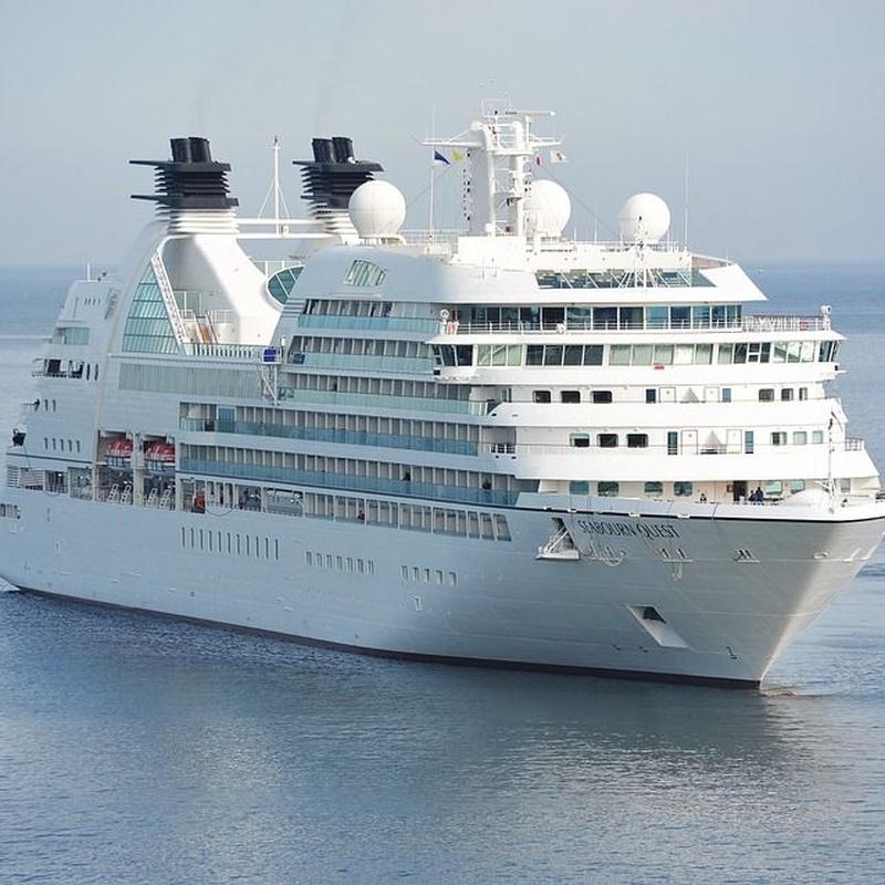Especial cruceros: Servicios de Viajes Riazor