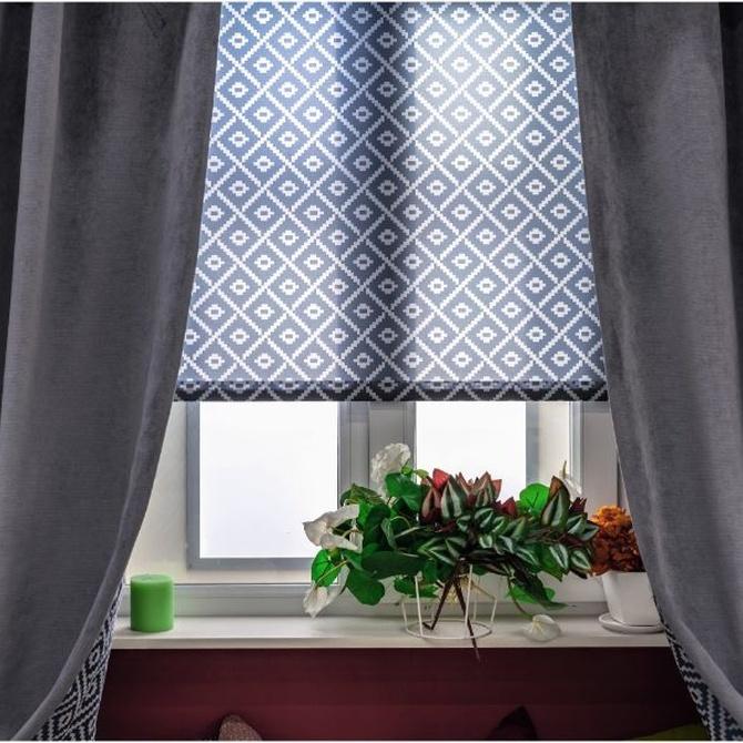 Cinco ventajas de cambiar las cortinas en otoño