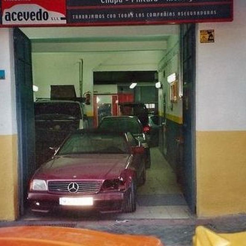 Chapa : Servicios de Talleres Acevedo