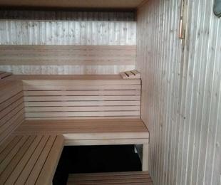 Distribución e instalación de Saunas Centro en Pamplona