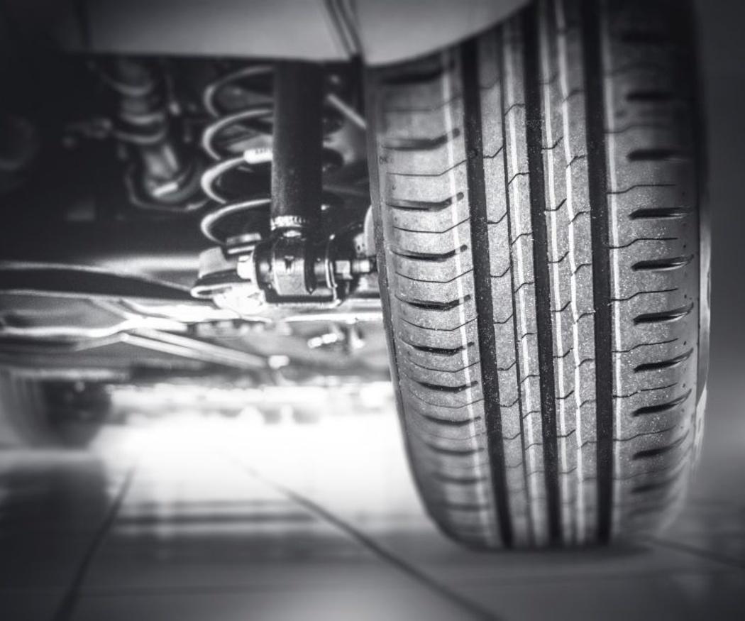Las cifras grabadas en los neumáticos