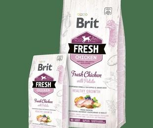 Brit Care Puppy Pollo y Patata