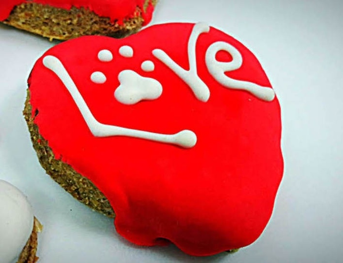 Galletas Love: Productos y servicios de Més Que Gossos