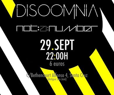 El rock alternativo de Not a Number (NaN) y el metal melódico de Disoomnia en el Café Teatro Rayuela