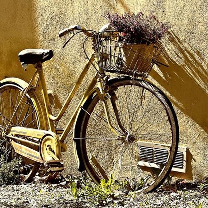 Ahorra hasta un 40% con una bicicleta de segunda mano