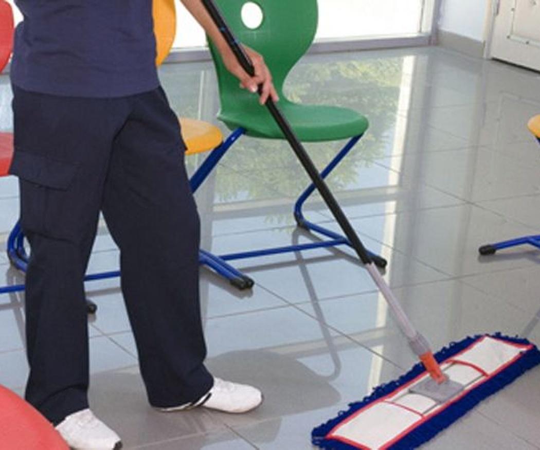 Desinfección y limpieza en hostelería