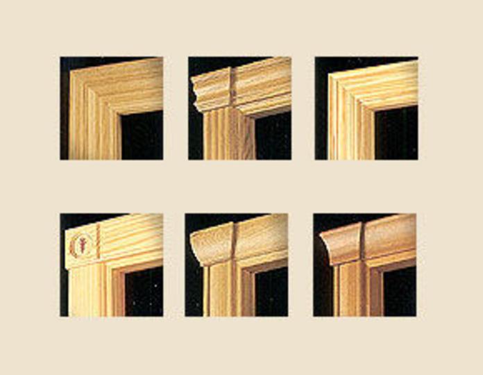 Molduras puertas: Productos de Marbevicar