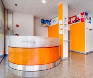Recepción de nuestro centro de rehabilitación en Girona