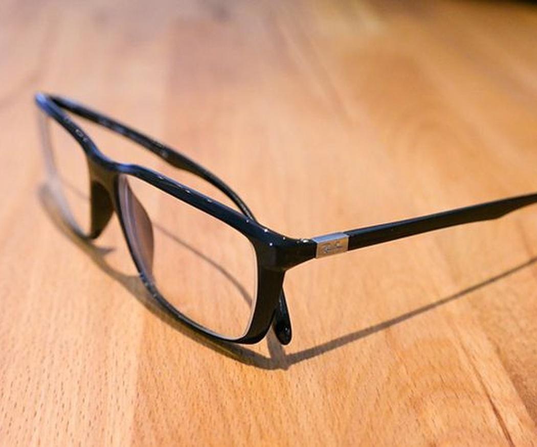 Tipos de lentes de gafas según material