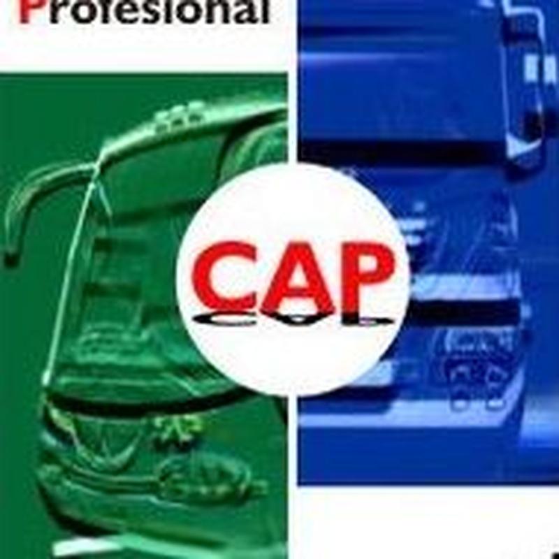 Cursos CAP continuo en Barakaldo