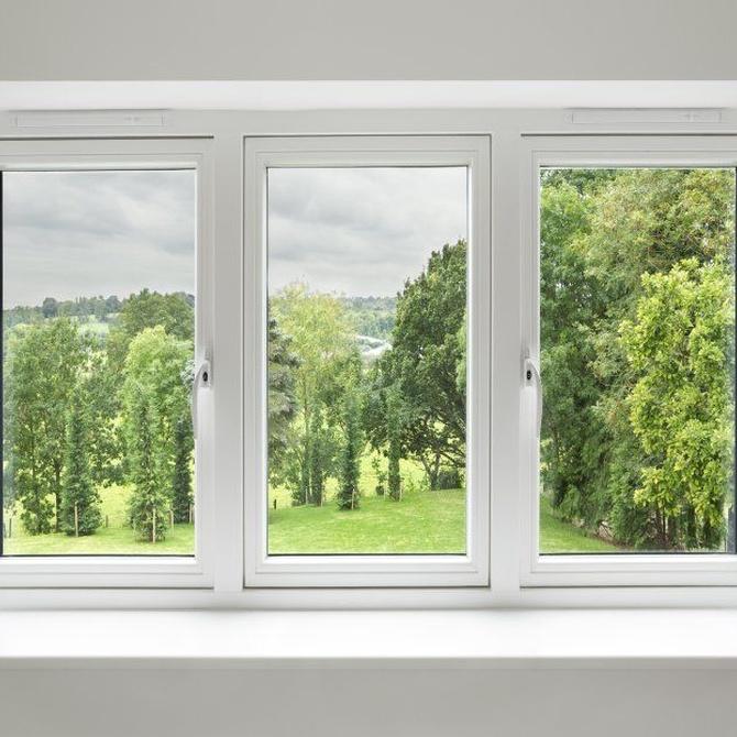 Diferentes modelos de ventanas de aluminio