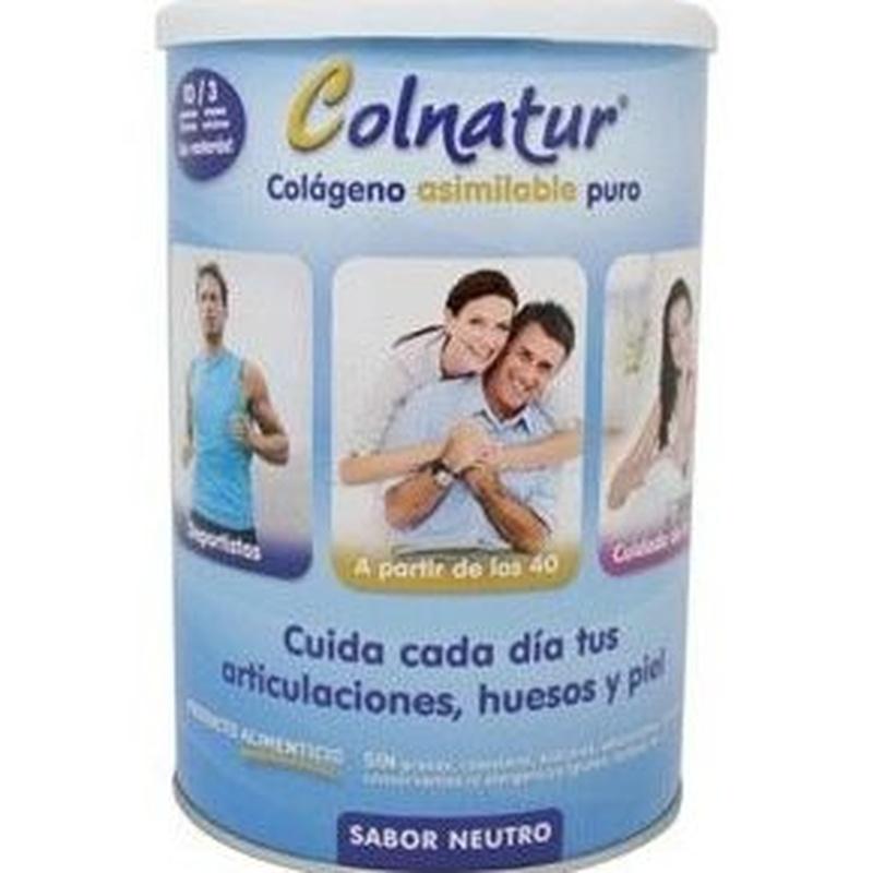 Colnatur colágeno asimilable puro: Catálogo de Farmacia Las Cuevas-Mª Carmen Leyes