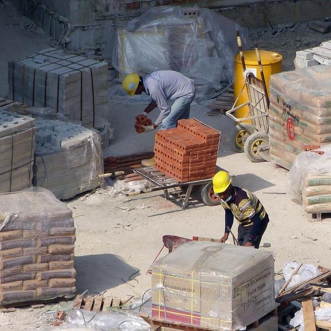Principales materiales utilizados en la construcción
