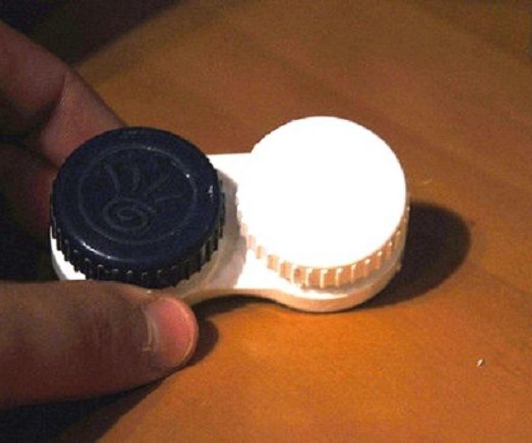 Prueba tus lentillas de hidrogel de silicona