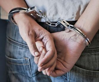 Derecho Penitenciario: Áreas de Actuación de De La Fuente Abogados