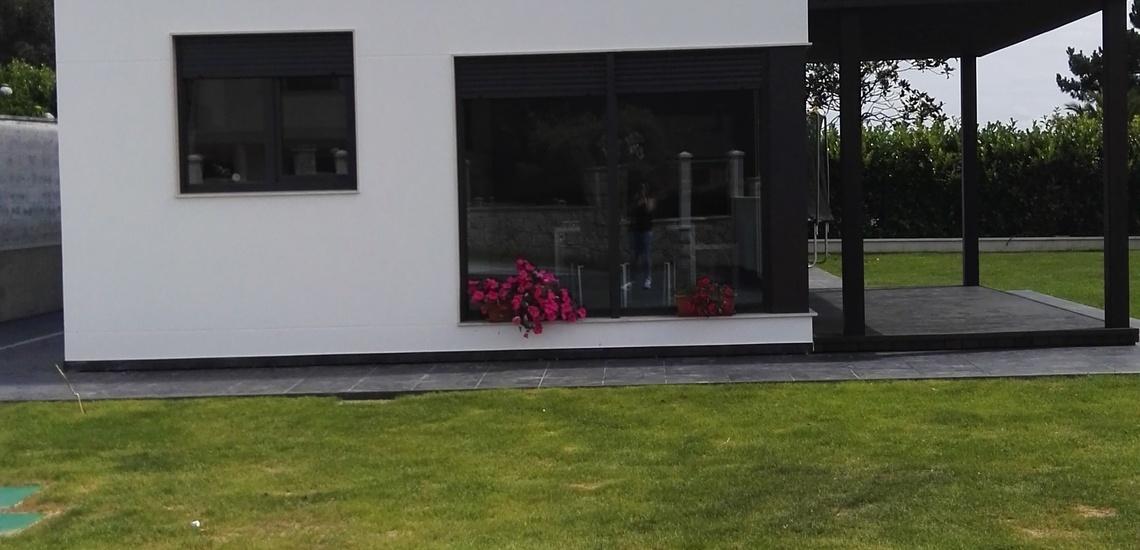 Construcción de viviendas unifamiliares en Lugo y obra nueva