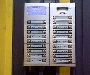 Placa Portero automático convencional TEGUI Serie7