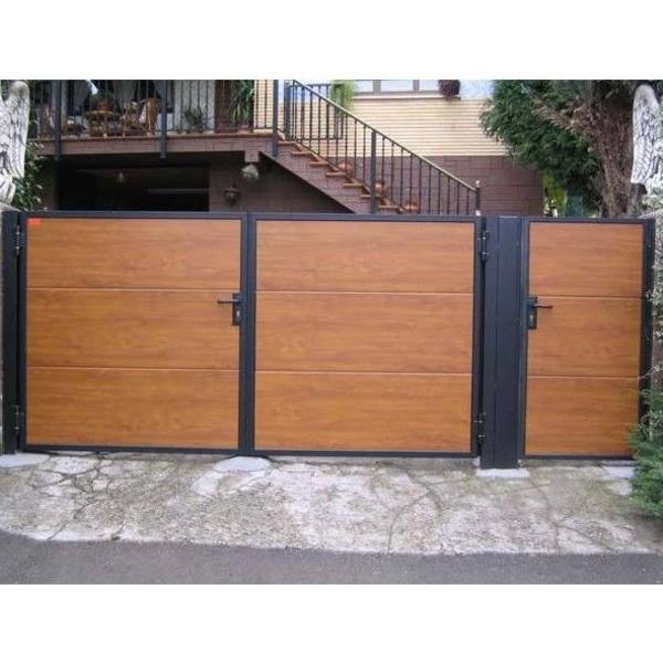 Instalación de puertas automáticas : Catálogo de Montero Automatismos y Cierres