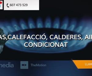 Reparación de calderas de gas Girona